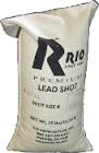 Spartan/Rio Magnum # 8 Lead Shot   50lbs.   (shipping included)
