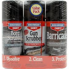 Birchwood Casey 1-2-3 Cleaning  Value Pack
