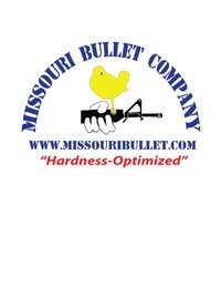 Missouri Bullet 9mm 125gr LRN per 500  (SMALLBALL)